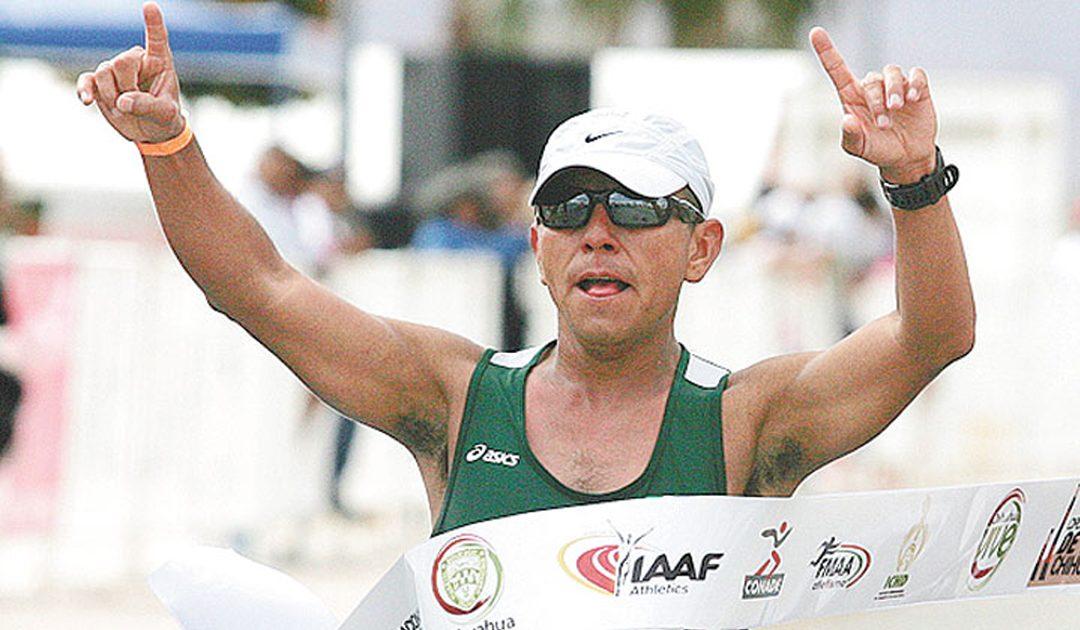 Jose Leyver Ojeda Competirá en 50 Kilometros