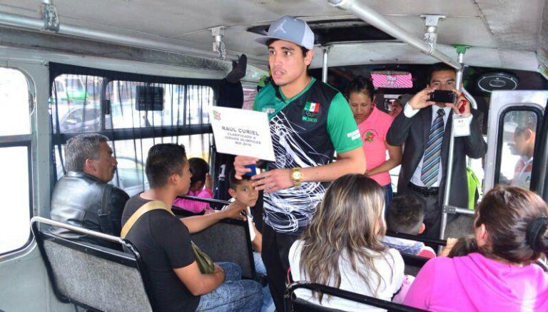 Misael Rodriguez Boxeador