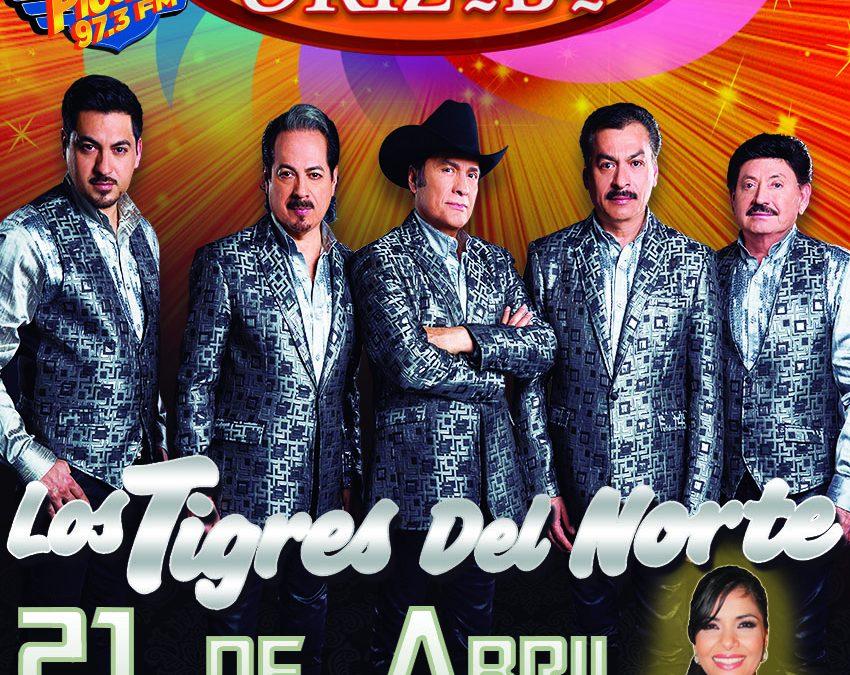 Los Tigres Del Norte, Abres Show Adolfina Nava