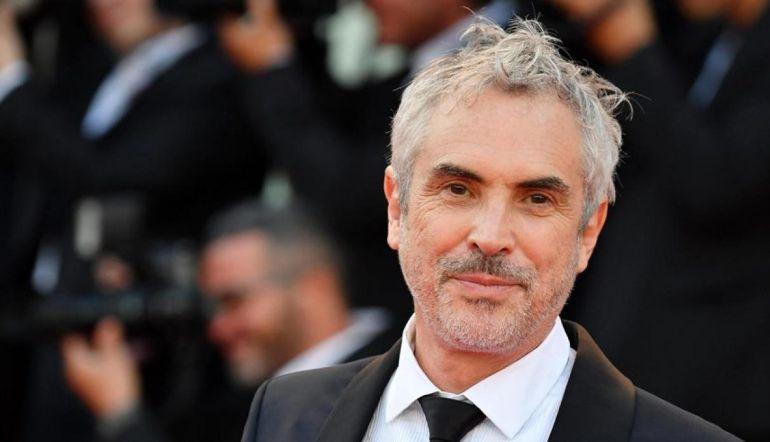 Alfonso Cuarón-Roma