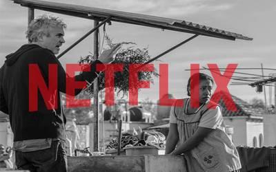 NETFLIX- Alfonso Cuarón - Roma