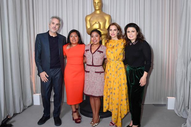 Roma Nominaciones al Oscar- Mejor Película-Alfonso Cuarón-Mejor Director