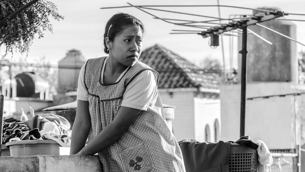 Trabajo doméstico-Roma-Cuarón