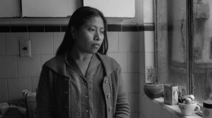 Yalitza Aparicio, Película Roma, Alfonso Cuarón